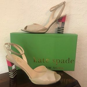 FINAL PRICE Kate Spade Heels
